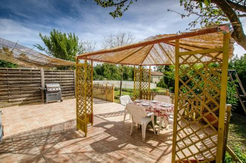 Lou Jas des Nines : Guest accommodation near Salignac