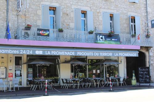 Hôtel de La Promenade : Hotel near Souillac
