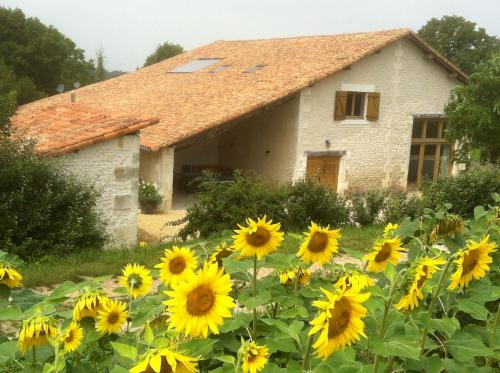 Les Gravats du Bost : Guest accommodation near Rioux-Martin