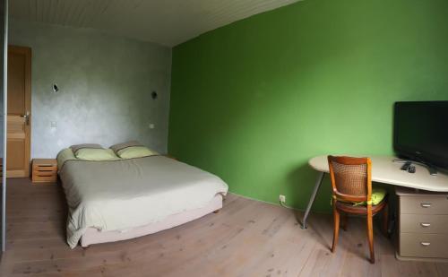 Maison La Boudigue : Guest accommodation near Bassercles