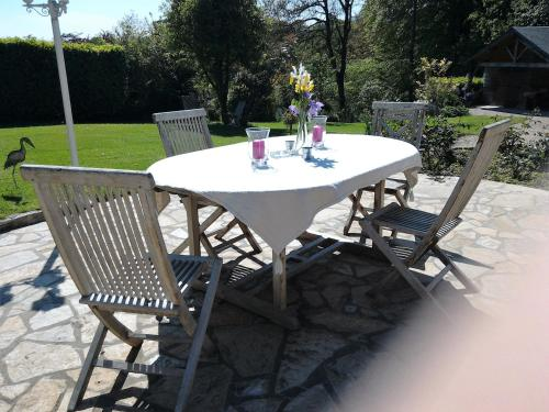 la Lanterne cap sur Honfleur : Bed and Breakfast near Fourneville
