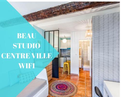 Smile-appartment : Apartment near Le Revest-les-Eaux