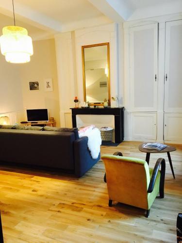 La Princerie : Apartment near La Maxe