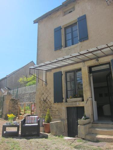 Lucy's Hideaway : Guest accommodation near Oigny