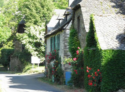 Gite vallee du Lot : Guest accommodation near Mourjou