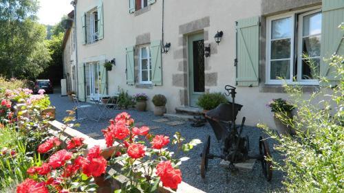 Gite du Pêcher : Apartment near Beissat