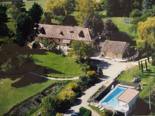 Les Rocailles de la Reine : Bed and Breakfast near Saint-Félix-de-Villadeix