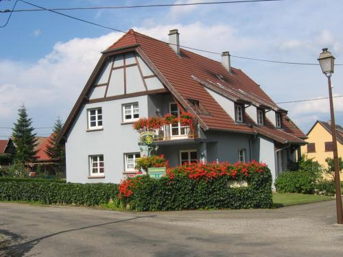 Gite Au Coeur Du Vignoble Alsacien : Apartment near Hunawihr