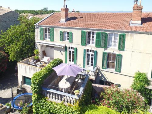 Maison Saint Jules : Guest accommodation near Arzens