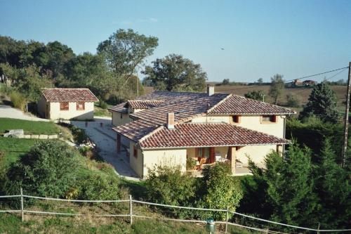 Chambres D'hotes Aux Lauriers : Bed and Breakfast near Lafitte-Vigordane