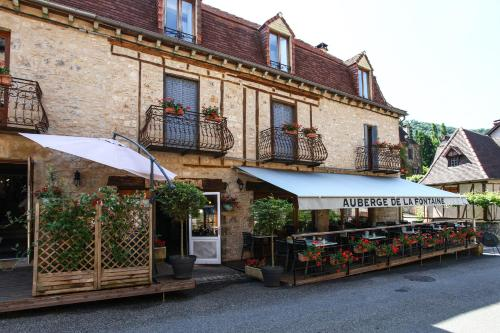 Auberge de La Fontaine : Hotel near Saint-Médard-de-Presque