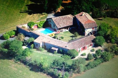 Dédé des Figuiers : Guest accommodation near Montaut