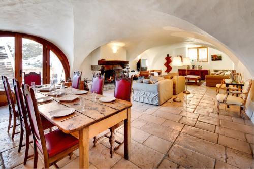 Chalet Vauban : Guest accommodation near Briançon
