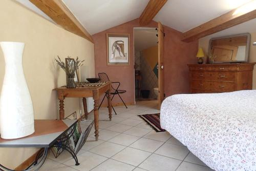 L'Impassiflore : Guest accommodation near Néoules