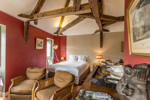 Hôtel de Panette, appartements de charme : Apartment near Crézançay-sur-Cher