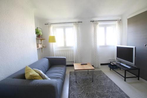 Au dessus des platanes : Apartment near Carpentras