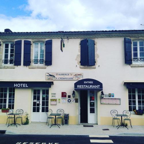 Logis Auberge La Cremaillere : Hotel near Bommes