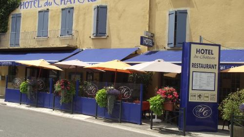 Hotel du Chateau : Hotel near Puimichel