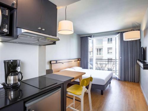 Aparthotel Adagio Access La Défense Puteaux : Guest accommodation near Puteaux