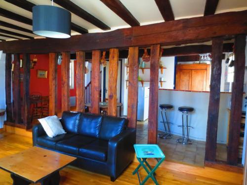 Gite Anne de Beauval : Guest accommodation near Seigy