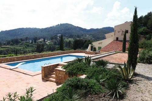 Le Soleil de Fontanieu : Bed and Breakfast near Le Castellet