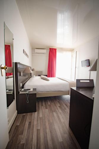 Hôtel Comté de Nice : Hotel near Saint-Jean-Cap-Ferrat