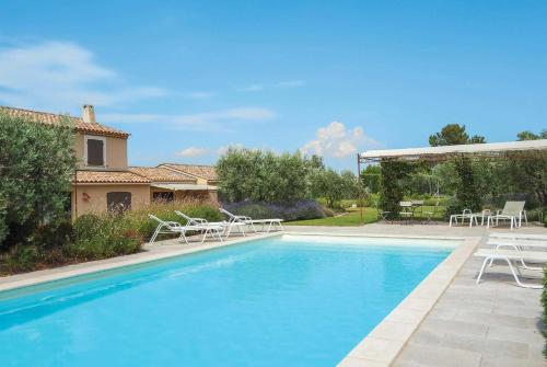 Villa Rubis : Guest accommodation near Eygalières