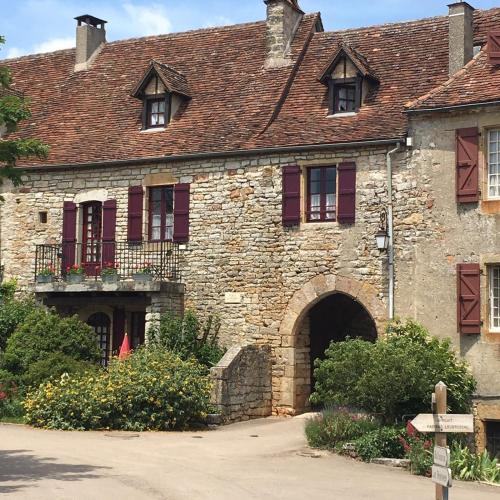 La Maison D'Arche : Guest accommodation near Loubressac