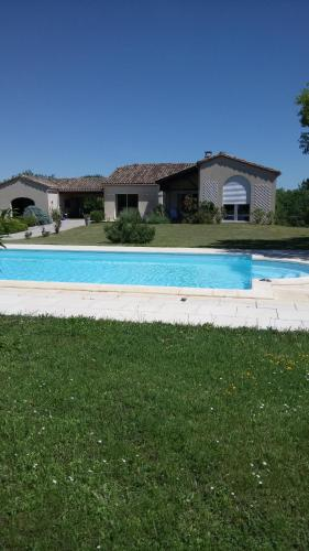 La Rigaudiere : Bed and Breakfast near Labastide-Marnhac