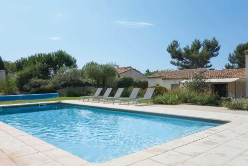 Villa Emeraude : Guest accommodation near Eygalières