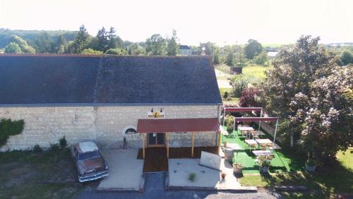 La sacristie : Bed and Breakfast near Port-de-Piles
