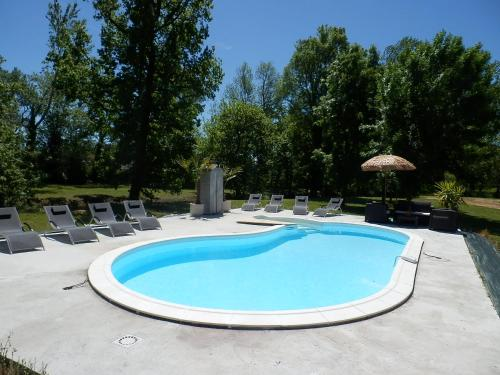 Le Gite de Jouvence : Guest accommodation near Montfermier