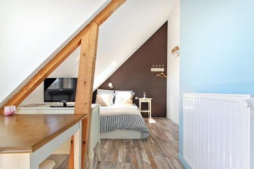 Les Gîtes d'Emilie : Apartment near Clayes