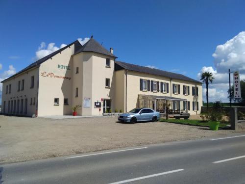 Le Pommeray : Hotel near Juilley