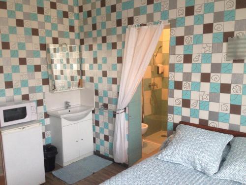 hotel les Violettes : Hotel near Saint-Jean
