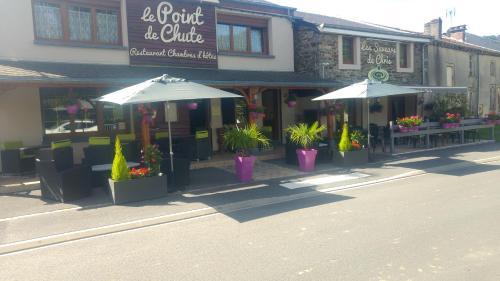 Le point De Chute : Hotel near Charleville-Mézières