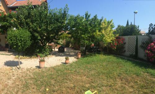 Impasse Jean Simon : Apartment near Carpentras