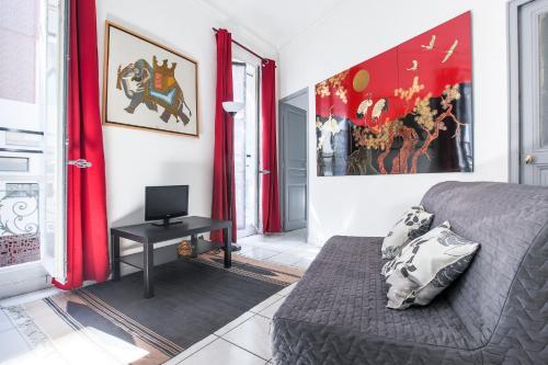 Charmant Appartement proche Timone et Conception! : Apartment near Marseille
