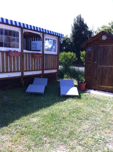 Mobile Home Talmont : Guest accommodation near Saint-André-de-Lidon