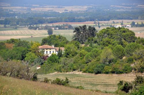 Domaine de Toureille : Guest accommodation near Bram