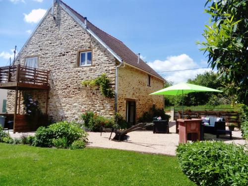 The Barn at Vijon : Guest accommodation near La Motte-Feuilly