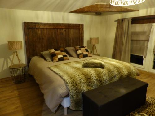 Le Clos d'Any : Bed and Breakfast near La Réole