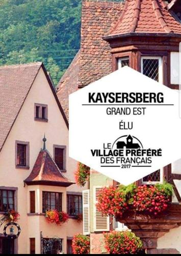 Appartements Les Loges du Capucin : Apartment near Kaysersberg