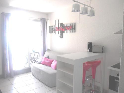 Studio Grand Bleu : Apartment near Le Barcarès
