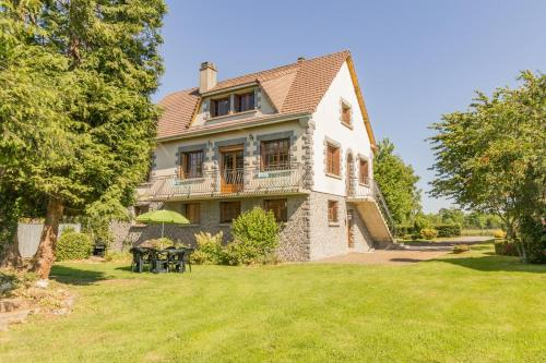 Gite La Galonniere : Guest accommodation near Champ-du-Boult