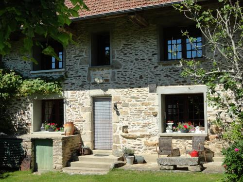 Le Mas Bellanger : Bed and Breakfast near Saint-Dizier-Leyrenne