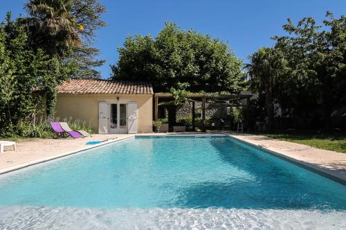 Joli mas en pierre : Guest accommodation near Thuir