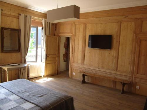 La Marelle : Bed and Breakfast near Équemauville