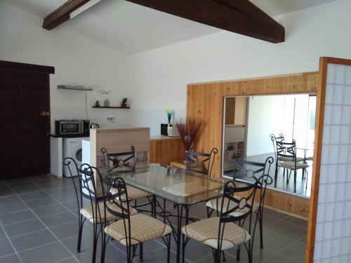 loft At Besset : Apartment near Limbrassac