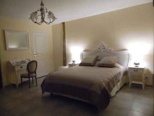 La Fralinette : Bed and Breakfast near Vannaire